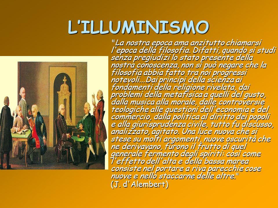 LILLUMINISMO