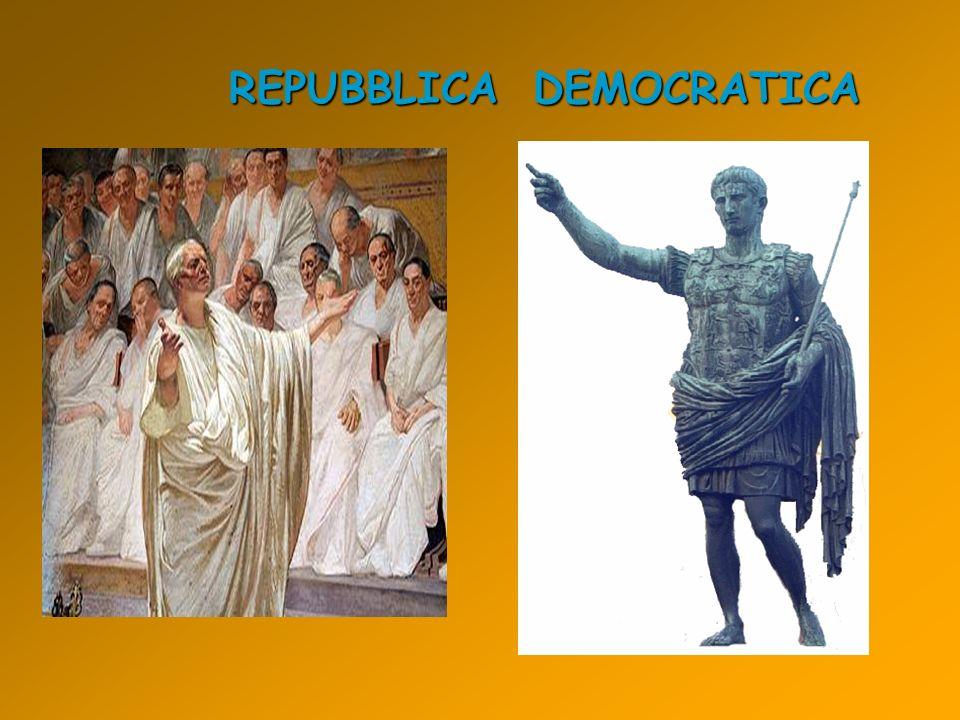 REPUBBLICA DEMOCRATICA REPUBBLICA DEMOCRATICA