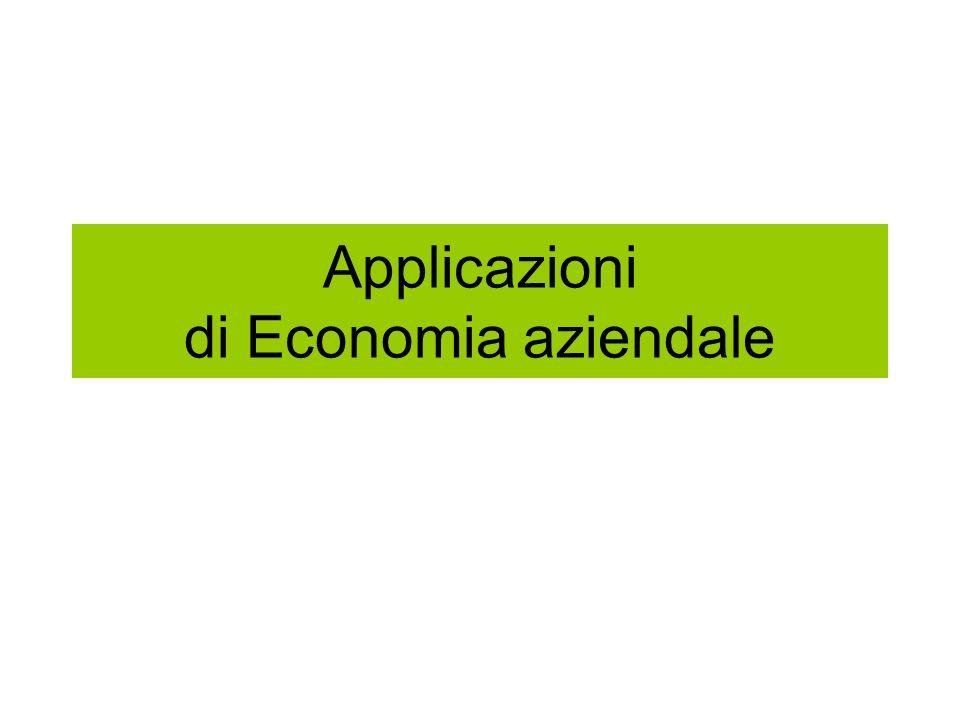 Griglia di presentazione: Distribuzione utili in una s.p.a.