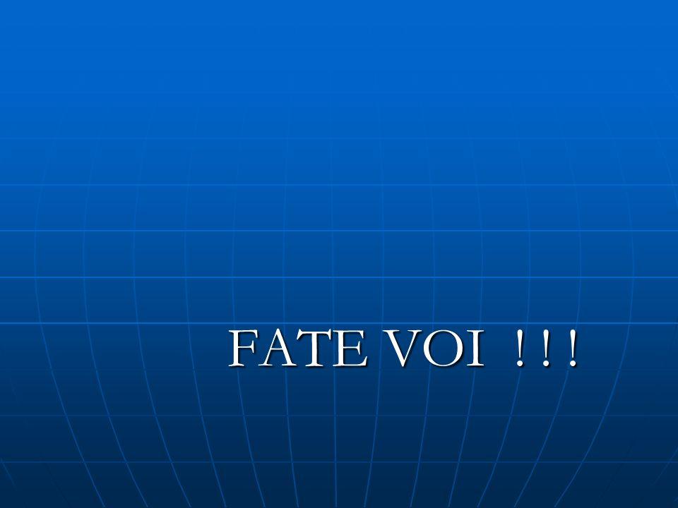 FATE VOI ! ! !