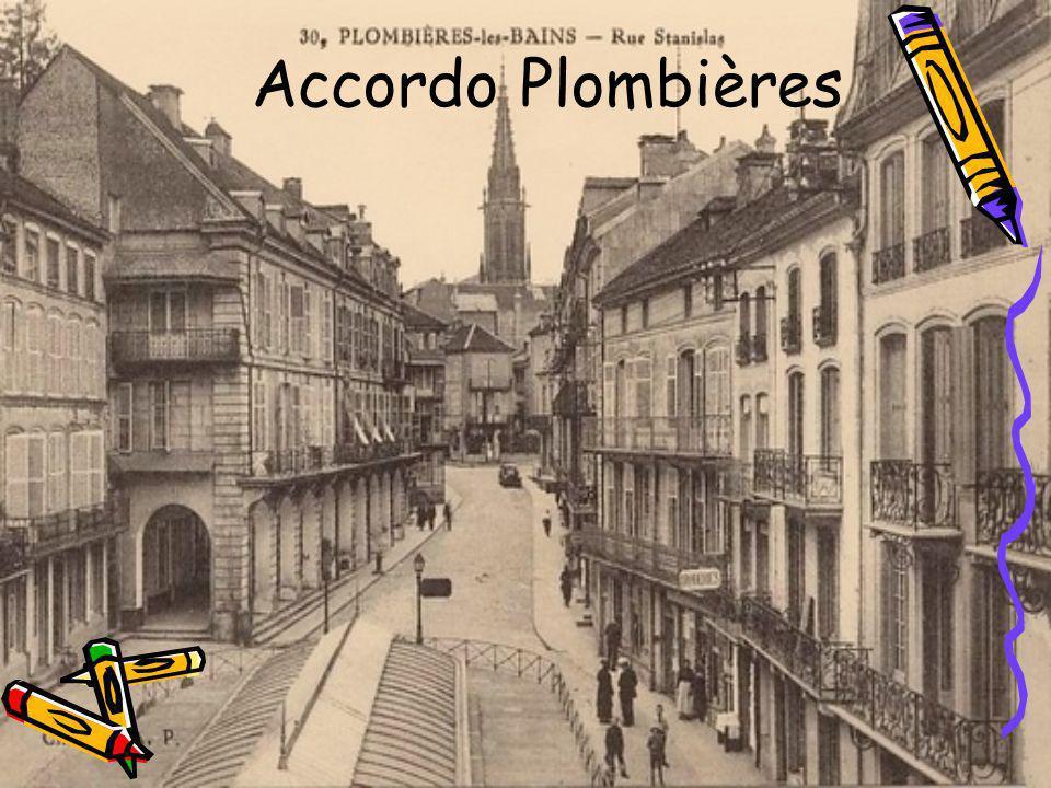 Accordo Plombières