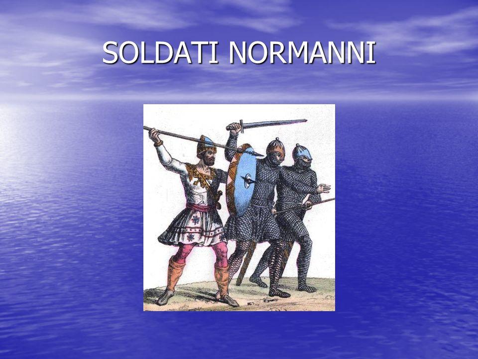 SOLDATI NORMANNI