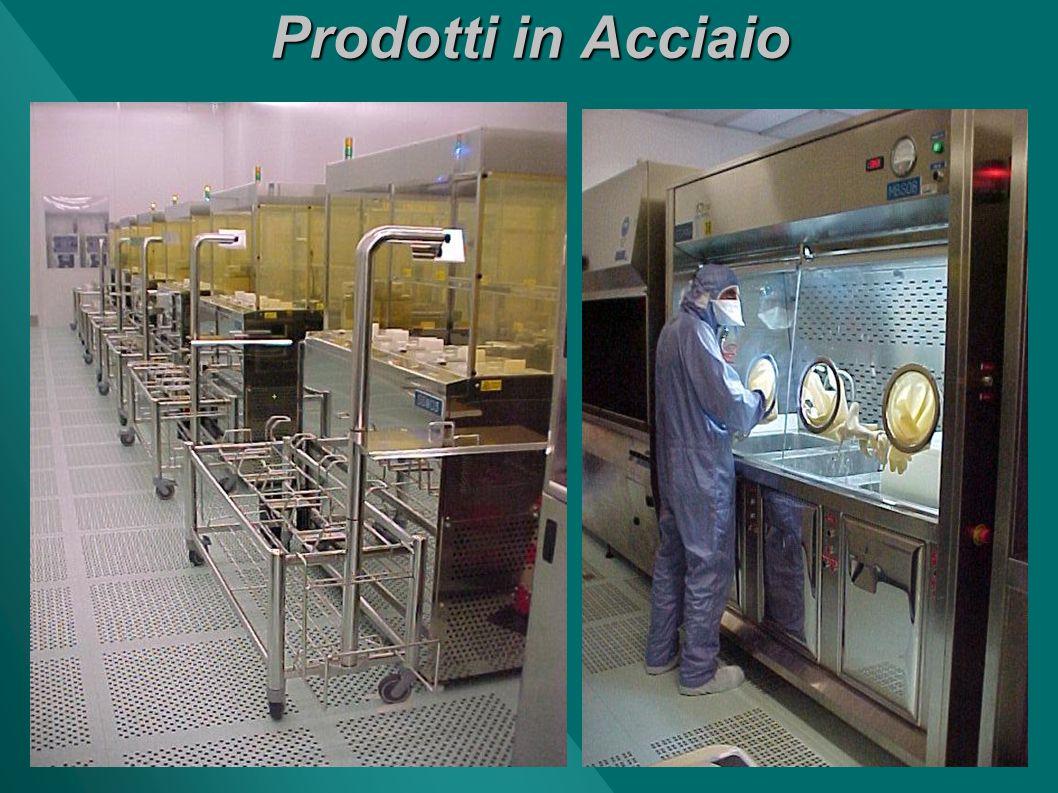 Prodotti in Acciaio