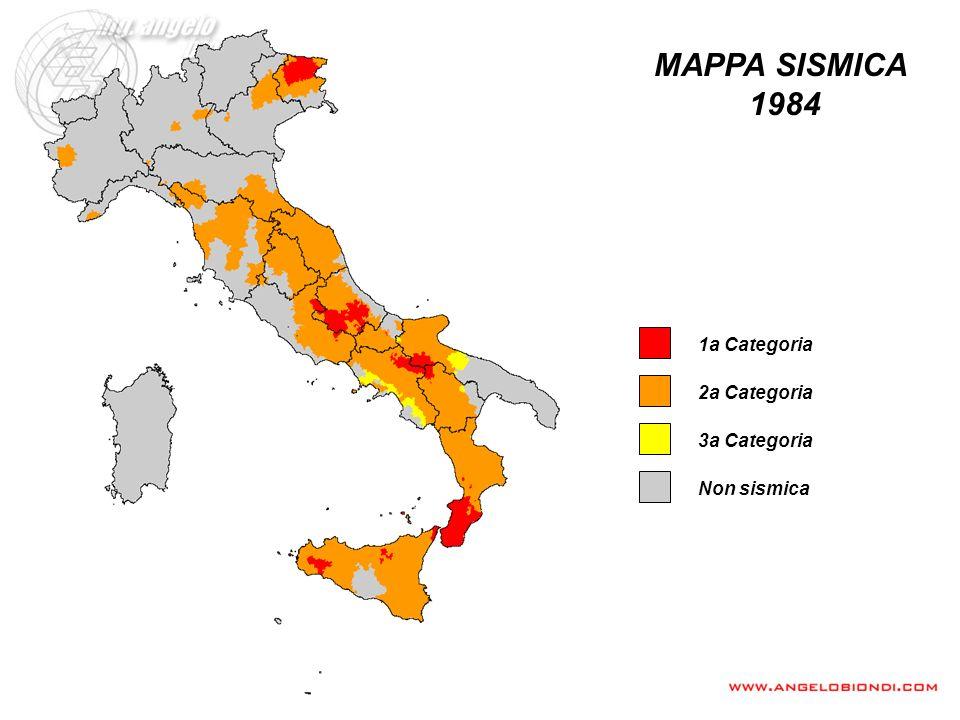 CATEGORIA DEL SUOLO Oscillatori differenti reagiscono in modo diverso ad uno stesso terremoto Tolmezzo, Friuli, 1976