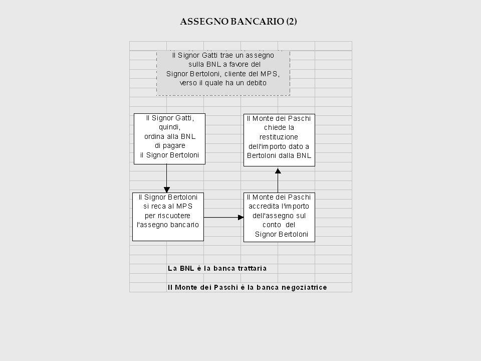 ASSEGNO BANCARIO (2)