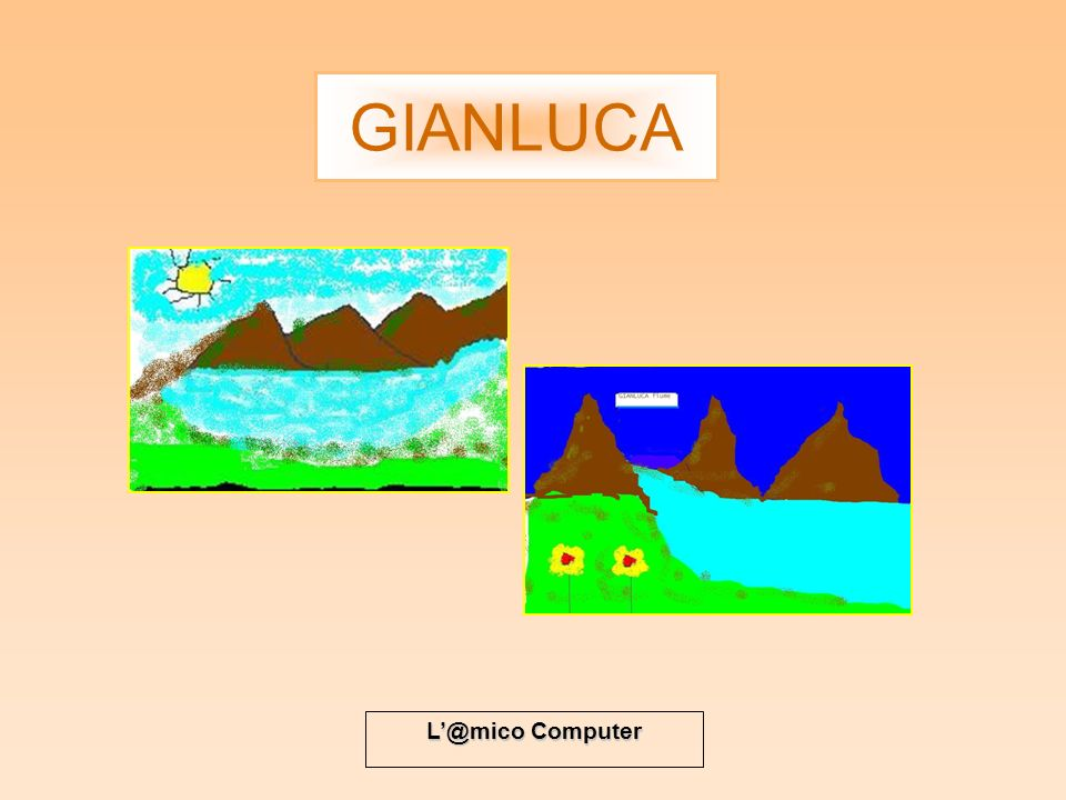 L@mico Computer GIANLUCA