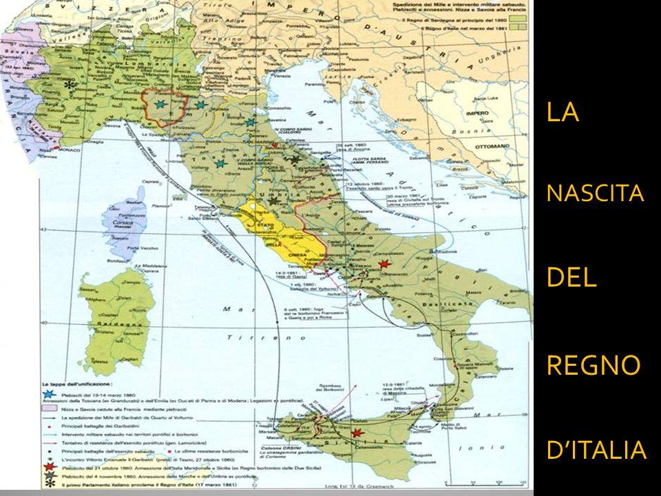 01/03/201424 LA NASCITA DEL REGNO DITALIA
