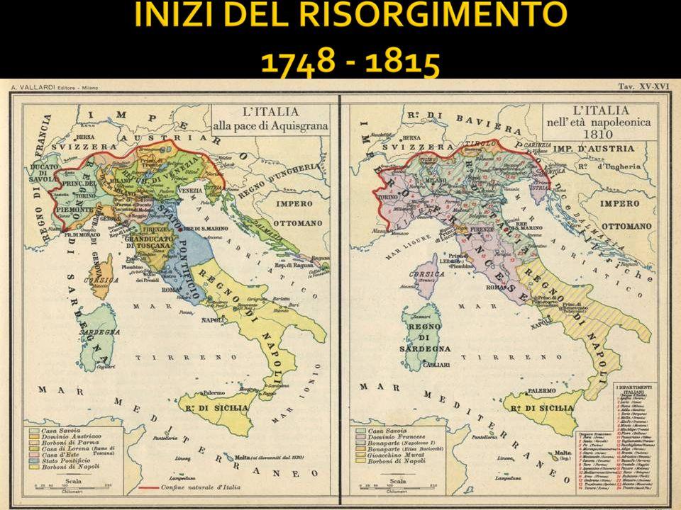 ASPROMONTE 1862 20 giugno 1866 Inizia la III guerra di indipendenza 3 ottobre 1866 Pace di Vienna.