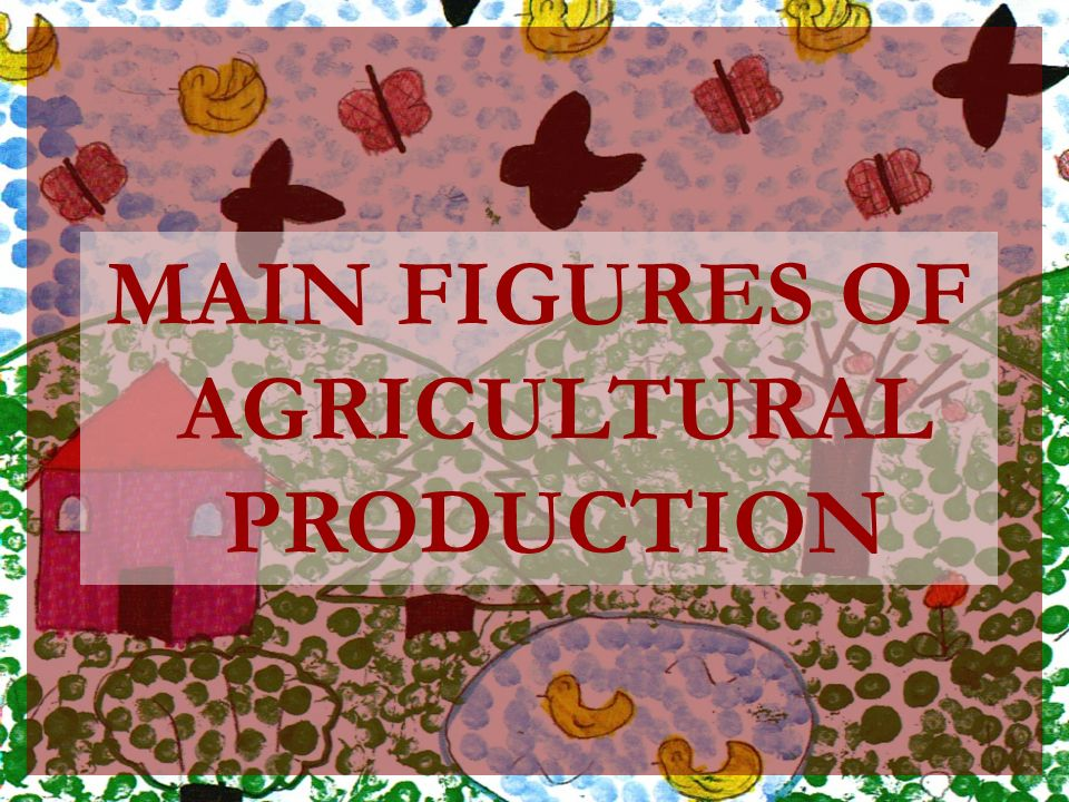 PASTIS CNRSM, Brindisi – Italy Area Materiali e Processi per lAgroindustria Università degli Studi di Foggia, Italy Istituto di Produzioni e Preparazioni Alimentari main figures of agricultural production IMPROVED QUALITY MANAGEMENT IN THE EURO-MEDITERRANEAN FRUITS AND VEGETABLES PROCESSING INDUSTRY AGRICULTURAL OUTPUT AT BASIC PRICES BY MAIN SECTOR (1999)