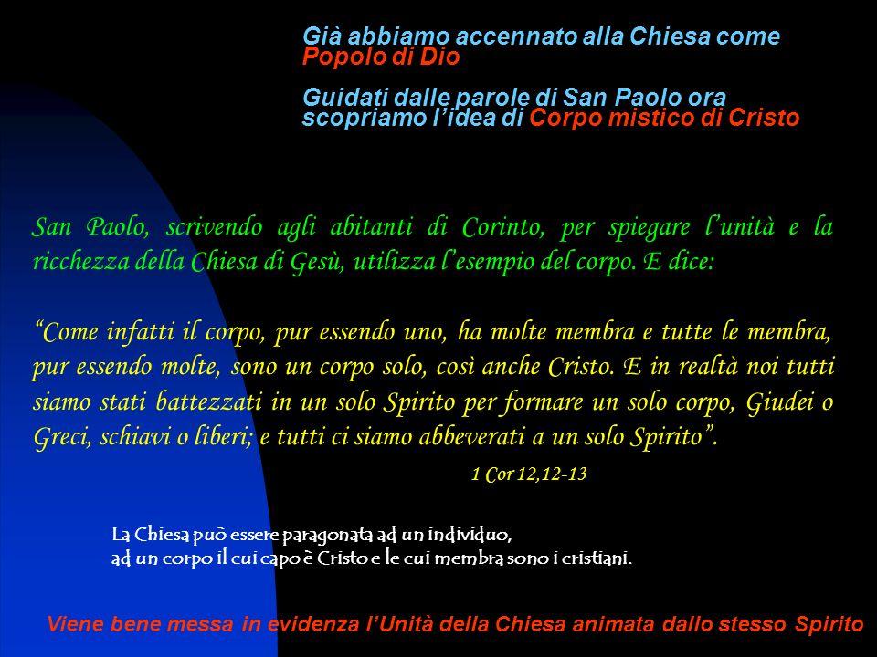 Sempre più a fondo… Scriveva San Paolo alla comunità cristiana di Efeso: Vi esorto dunque io, prigioniero nel Signore, a comportarvi in maniera degna