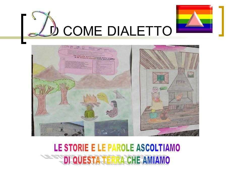D COME DIALETTO