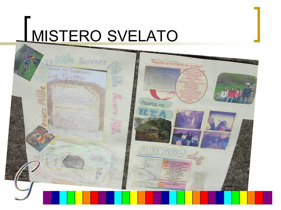 MISTERO SVELATO