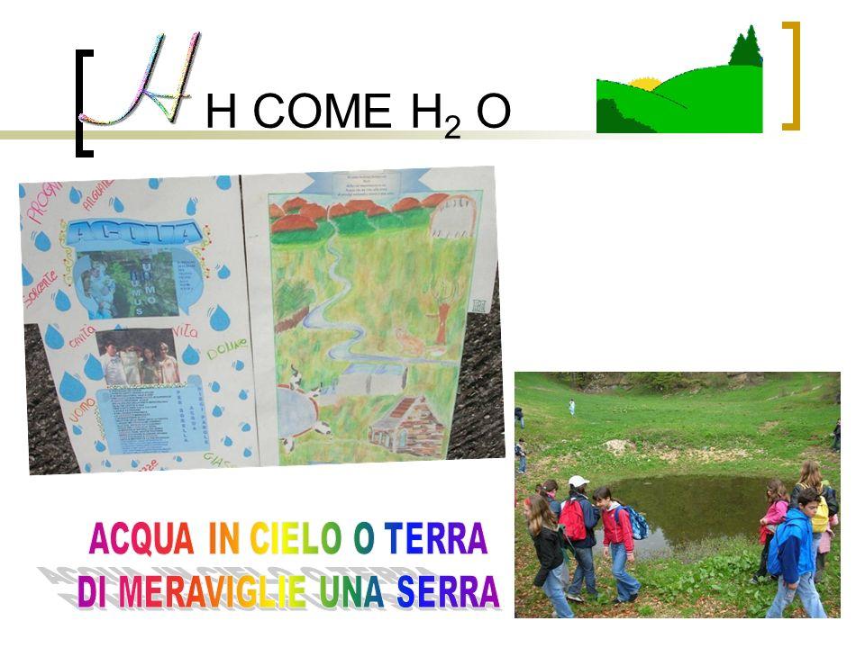 H COME H 2 O