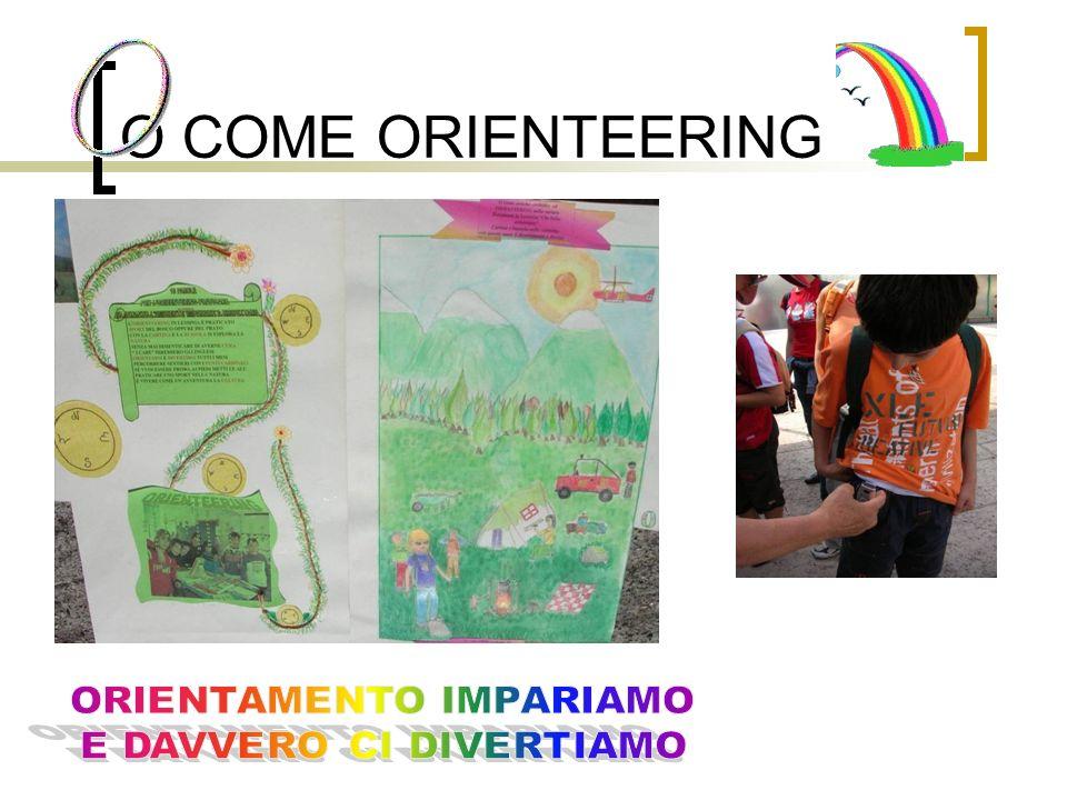O COME ORIENTEERING