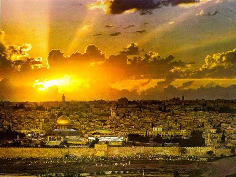 La città più importante era Gerusalemme, una delle più antiche città del mondo: si trovava in Giudea a circa 750 m di altezza; tra le sue mura si trov