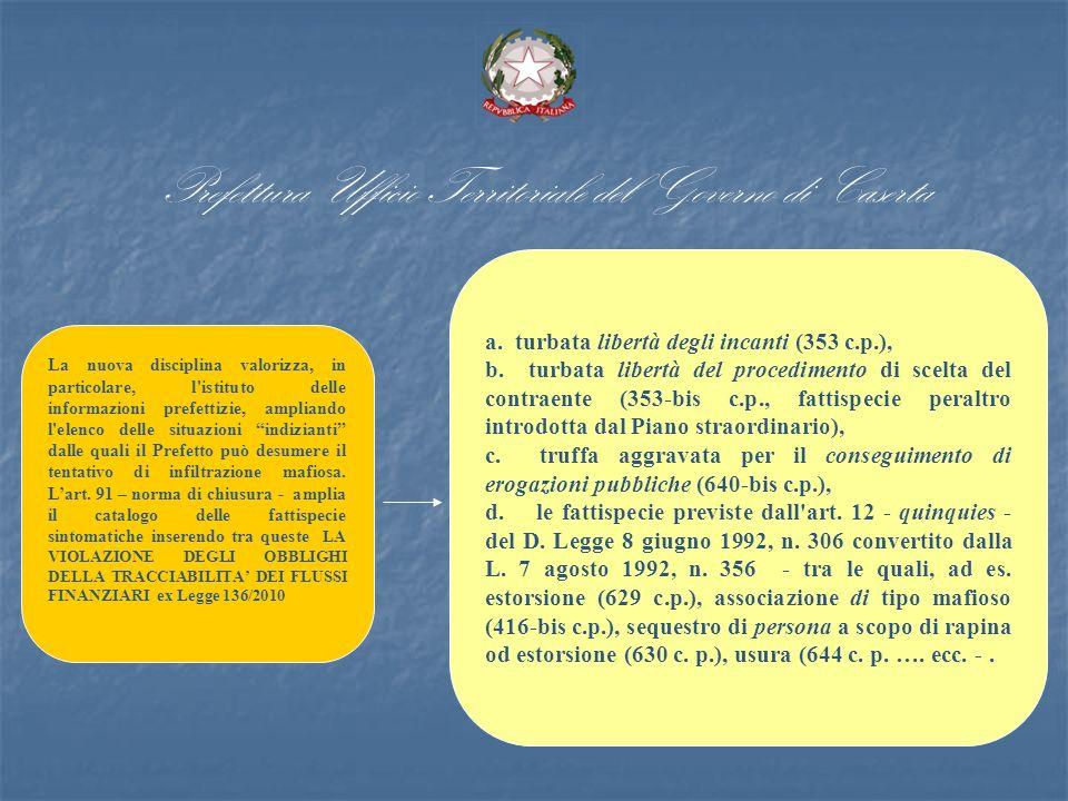 Prefettura Ufficio Territoriale del Governo di Caserta a.
