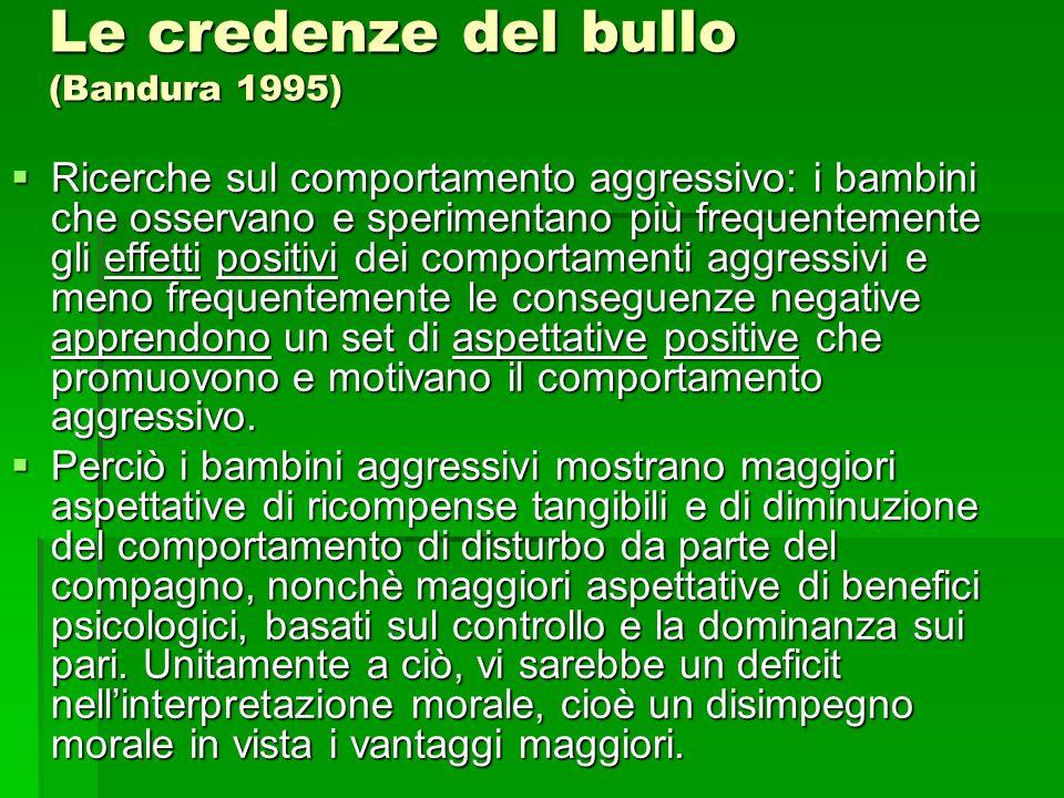 Il bullismo: un fenomeno sociale Il bullismo è in realtà un equilibrio di forze nel gruppo.
