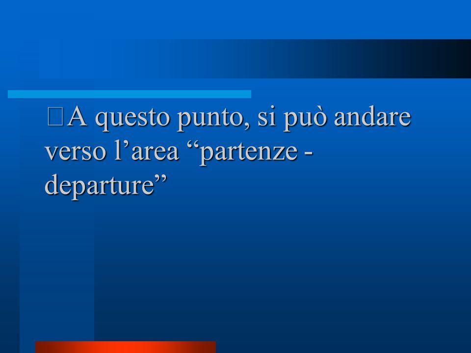 In qualche Paese straniero, talvolta viene richiesto il pagamento sul posto di una tassa di imbarco o di una tassa aeroportuale. In Italia le tasse di