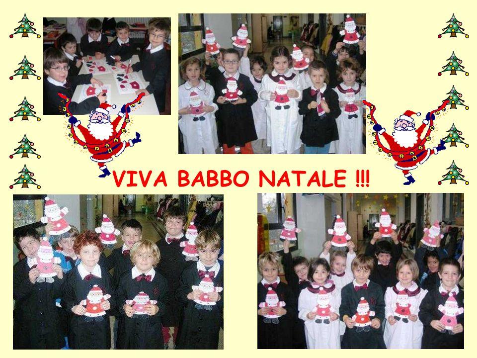 TANTISSIMI AUGURI DI BUON NATALE DAI BAMBINI DI 1^A e 1^B E DALLE LORO MAESTRE!!.