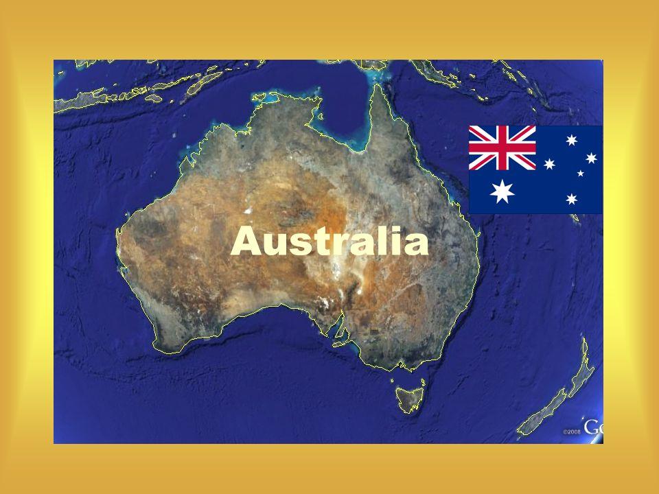 LAustralia e lOceania LAustralia è unisola- continente allestremità ovest dellOceania.