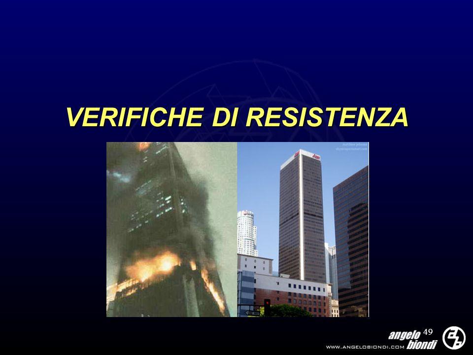 49 VERIFICHE DI RESISTENZA