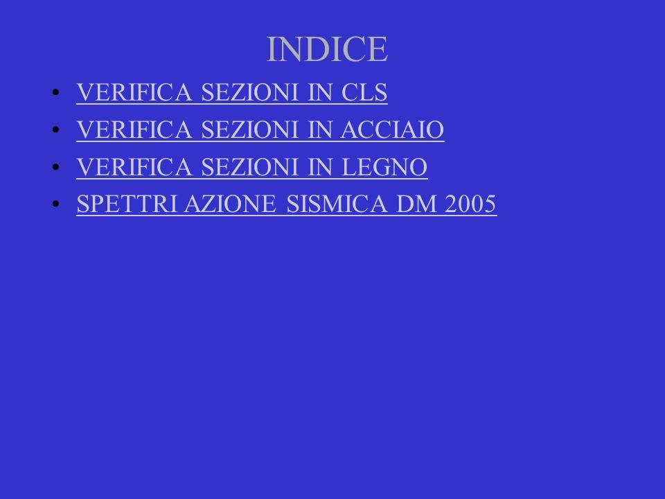 VERIFICHE FLESSIONALI SEZIONI IN C.A.