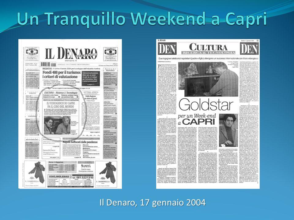 Il Denaro, 17 gennaio 2004