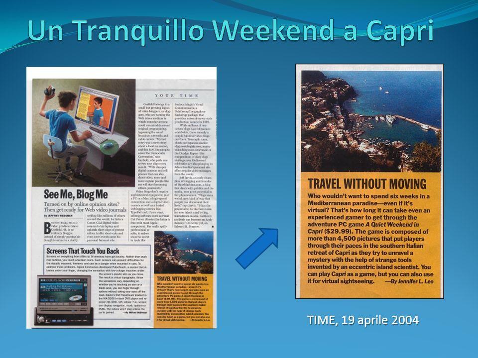 TIME, 19 aprile 2004