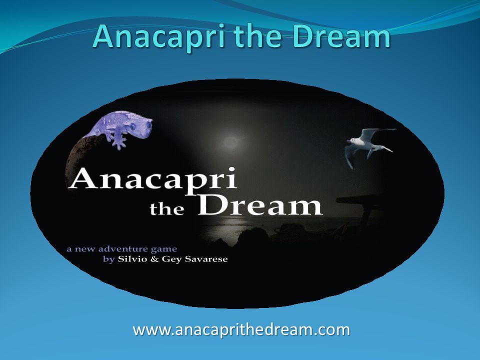 www.anacaprithedream.com