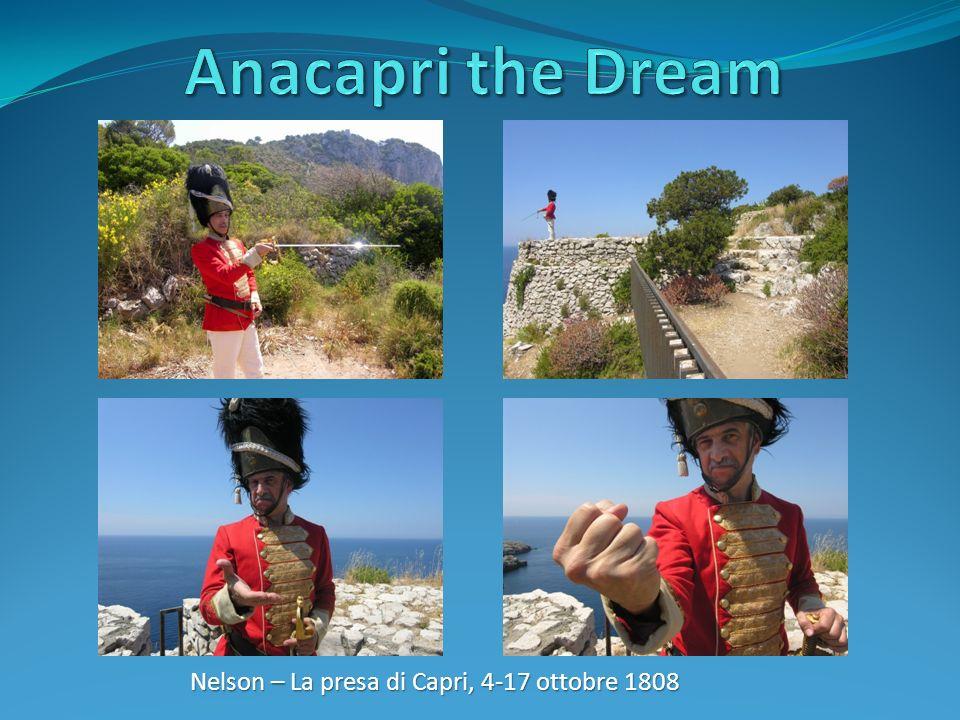 Nelson – La presa di Capri, 4-17 ottobre 1808