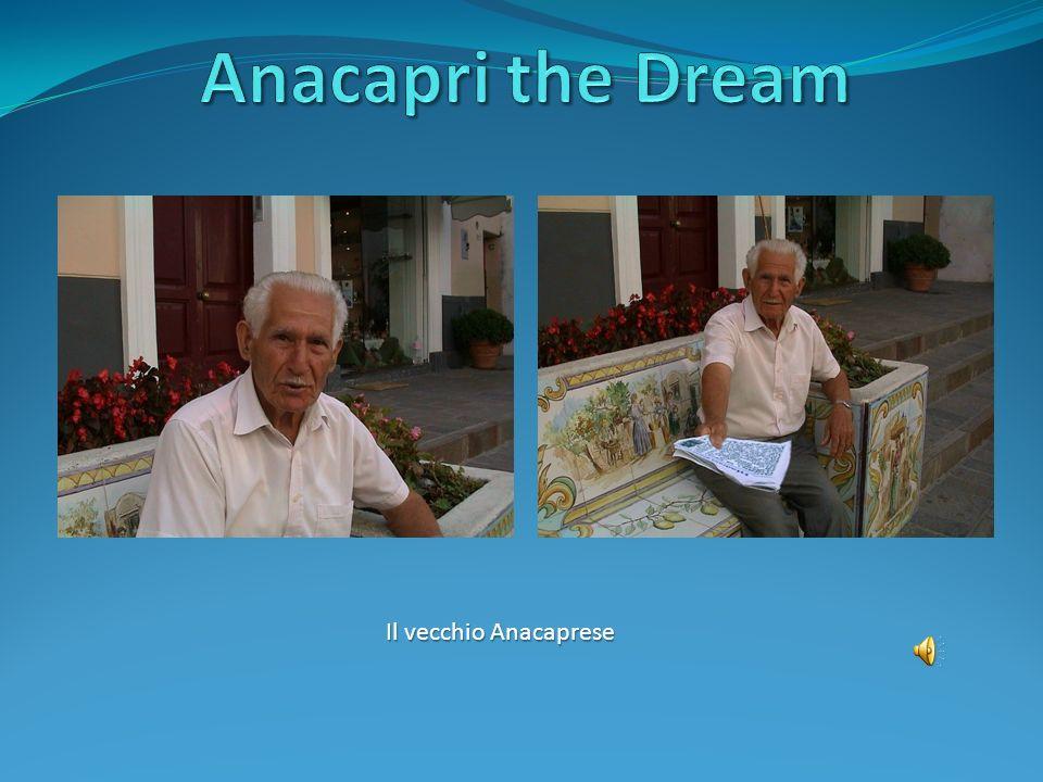 Il vecchio Anacaprese