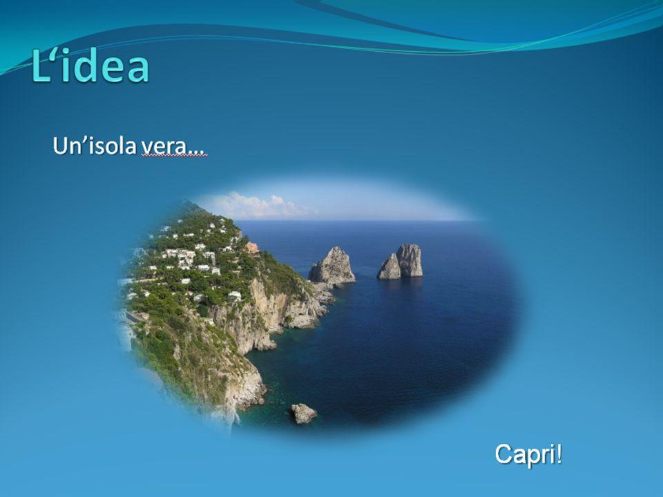 Unisola vera… Capri! Capri!