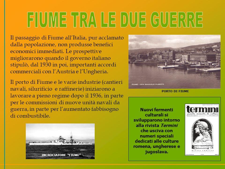 Nuovi fermenti culturali si svilupparono intorno alla rivista Termini che usciva con numeri speciali dedicati alle culture romena, ungherese e jugoslava.