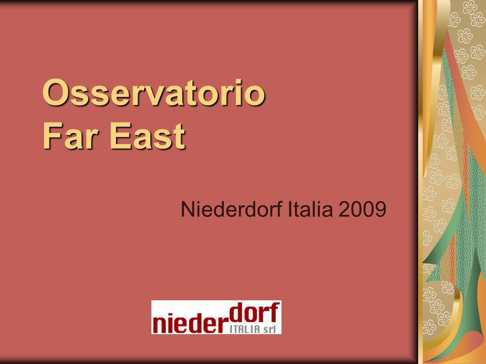 Osservatorio Far East Niederdorf Italia 2009