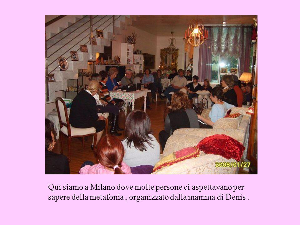 Incontro con la partecipazione del Cerchio Verde nei convegni del Movimento della Speranza a Cattolica e alla Casa dellAlbero, Fossoli Modena.