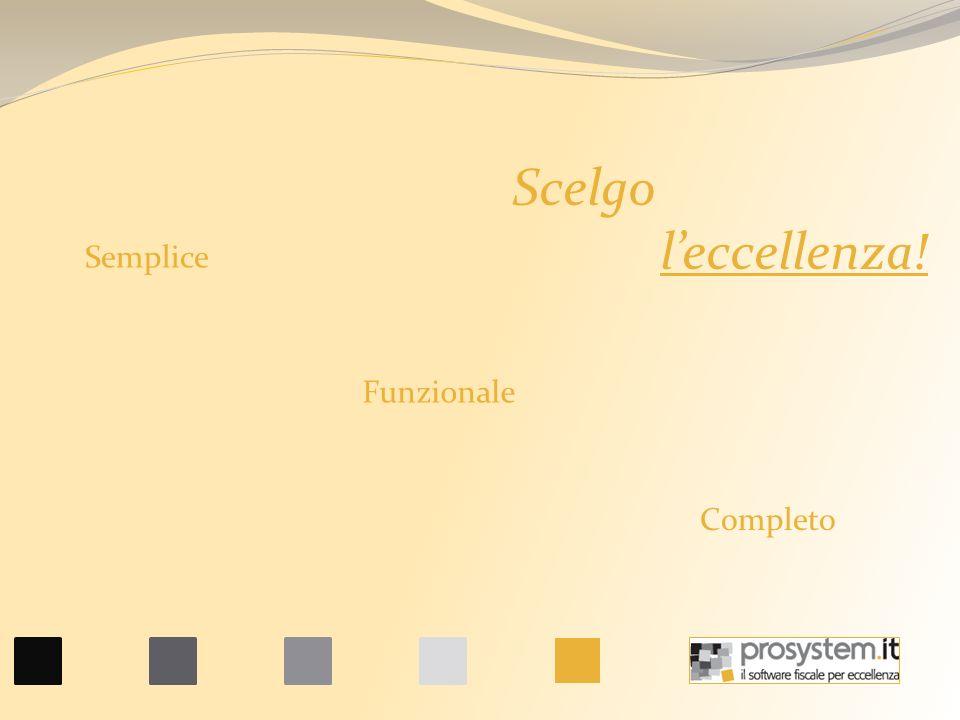 Il nostro costante impegno si traduce in soluzioni software che uniscono completezza e affidabilità alla semplicità di utilizzo.