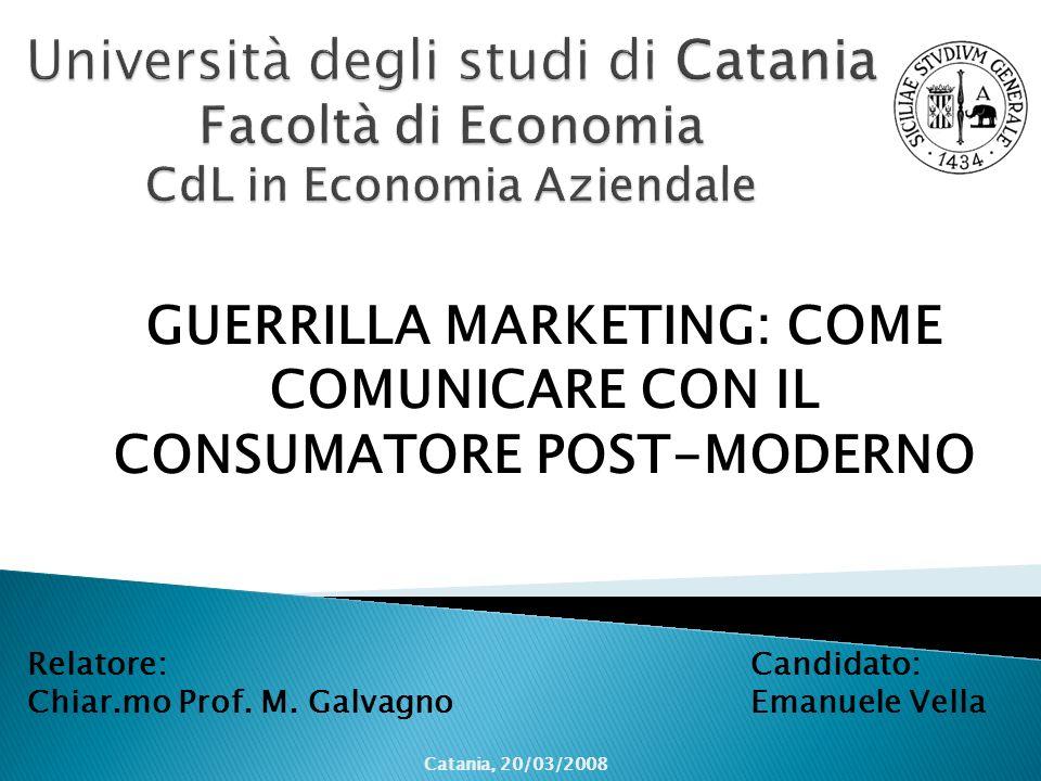 Il Guerrilla Marketing è un complesso di tecniche di comunicazione non convenzionale, che mira ad ottenere il massimo della copertura con il minimo degli investimenti.