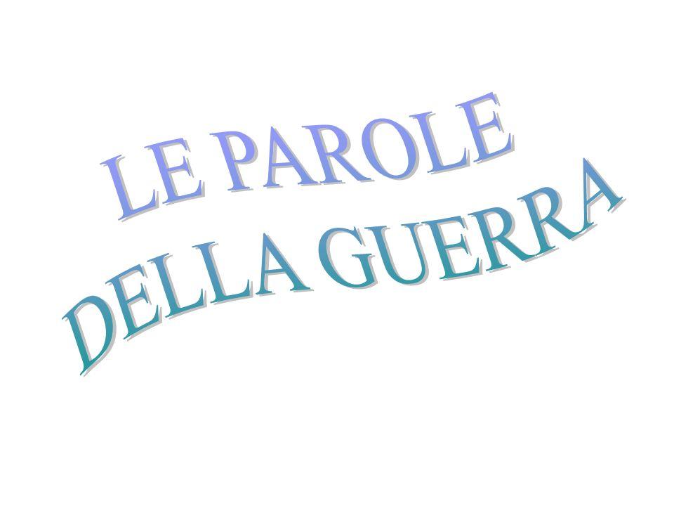 Casa – Tetto – Famiglia – Amore Gatto – Graffiante - Topo Alunni – Insegnanti – Scuola – Libri – banco Cavallo – Fantino – Sella Preda – Predatore – C