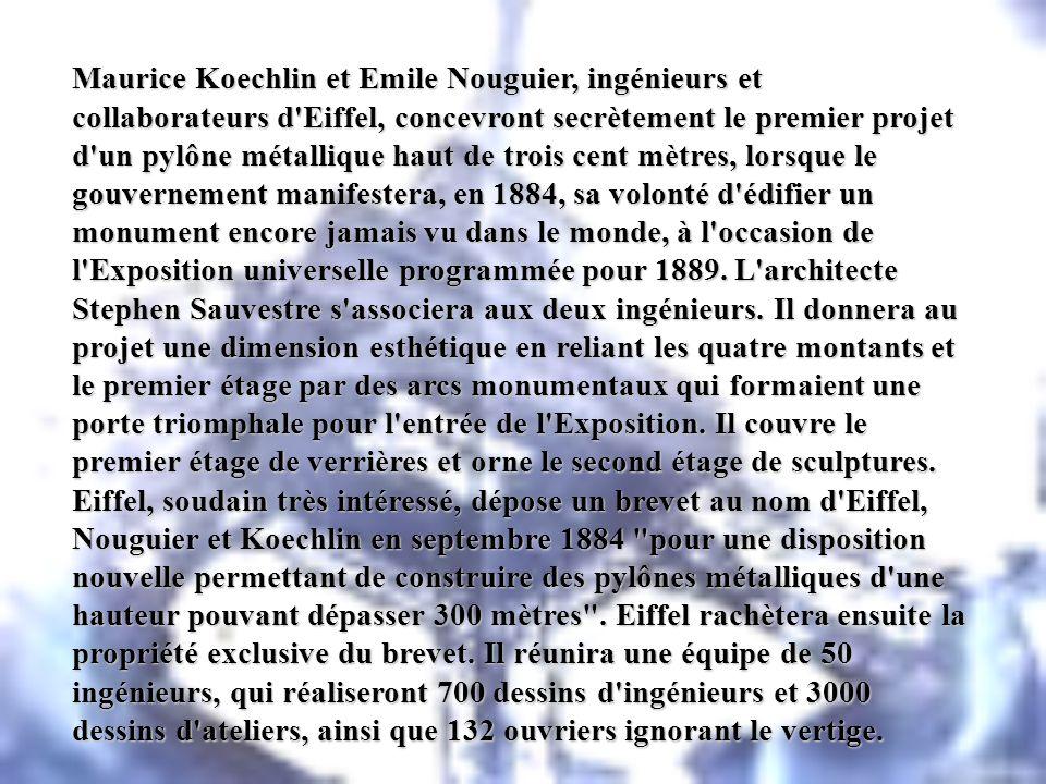 Gustave Eiffel fait ses études à Dijon, puis au collège Sainte-Barbe à Paris, avant d'intégrer lEcole Centrale. Il en sort en 1855, muni d'un diplôme