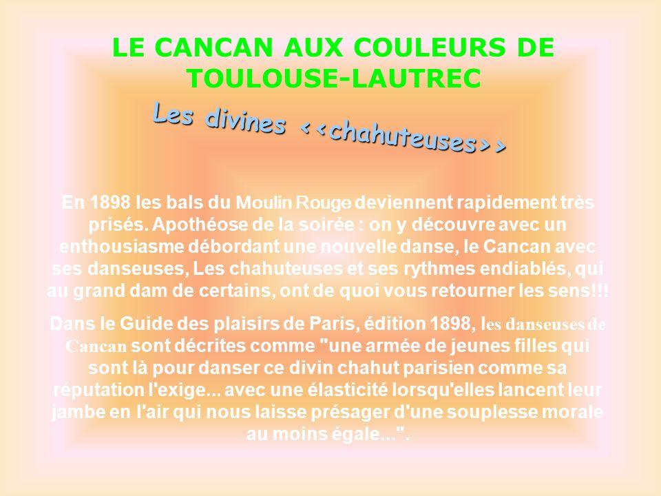Le 6 octobre 1889, au pied de la Butte Montmartre, l'ambiance est à la fête : l'ouverture dans le Jardin de Paris d'un nouveau Music-Hall, le Moulin R