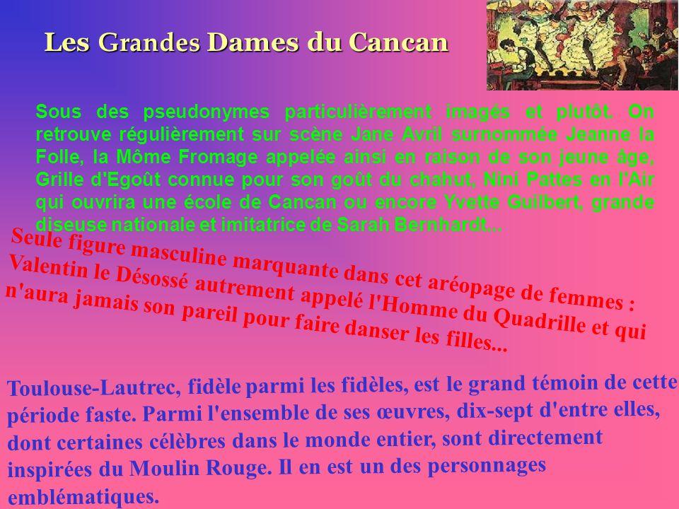 De Londres à Paris: naissance du French cancan C 'est à Londres en 1861 que Charles Morton, grand maître du Music- Hall inspiré par le Quadrille inven