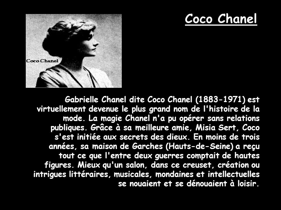 Chanel est symbole délégance et charme