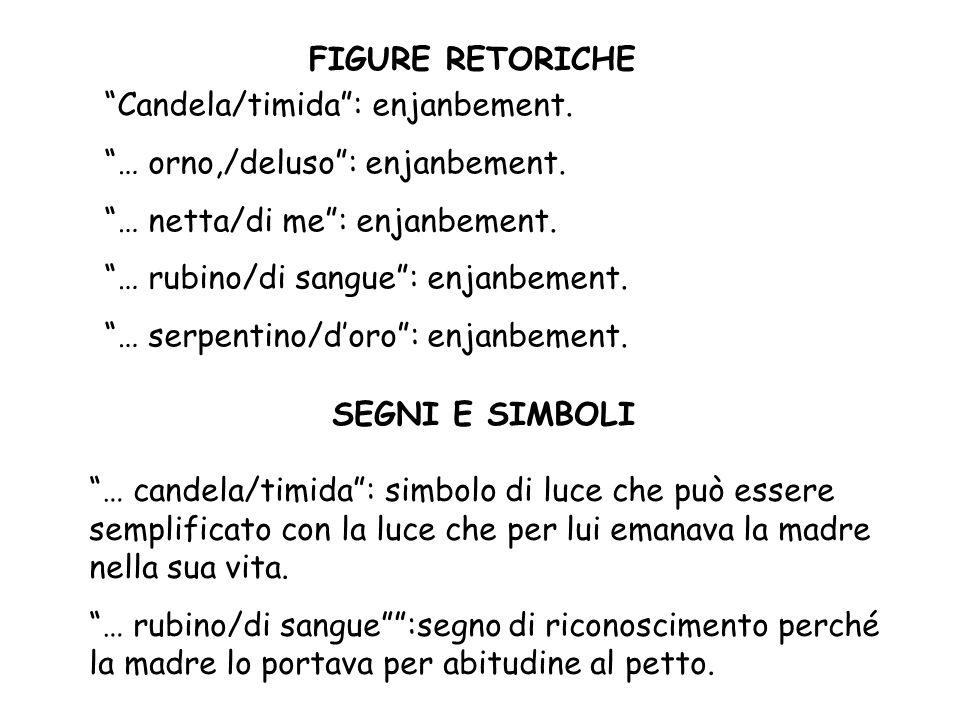 Giorgio Caproni Anima mia, legera va a Livorno, ti prego. E con la tua candela timida, di nottetempo fa un giro; e, se nhai il tempo, perlustra e scru