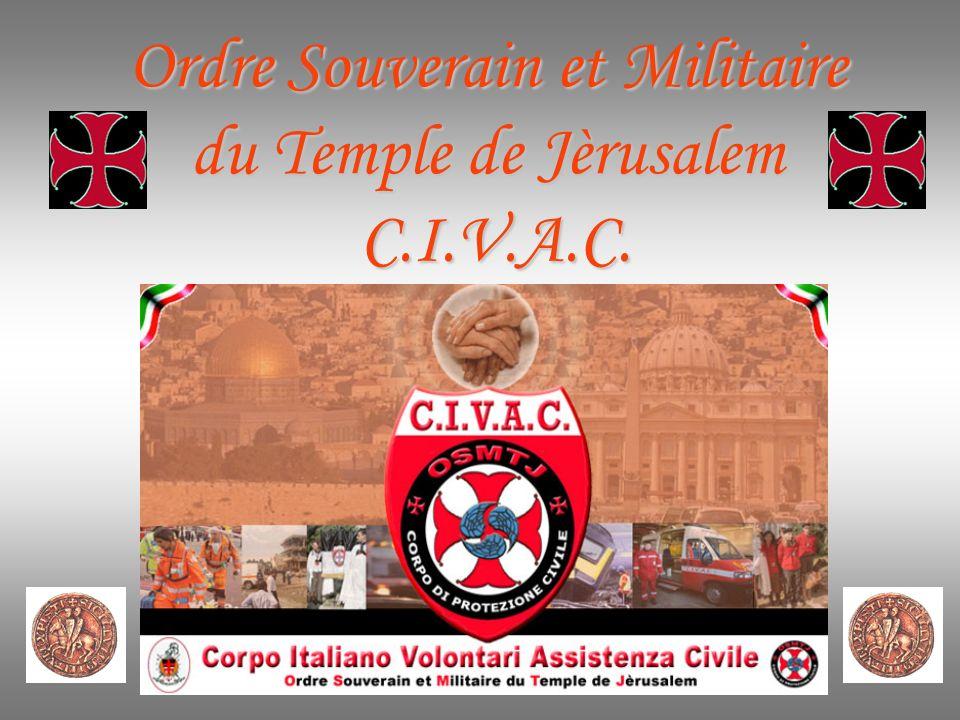 Ordre Souverain et Militaire du Temple de Jèrusalem C.I.V.A.C.