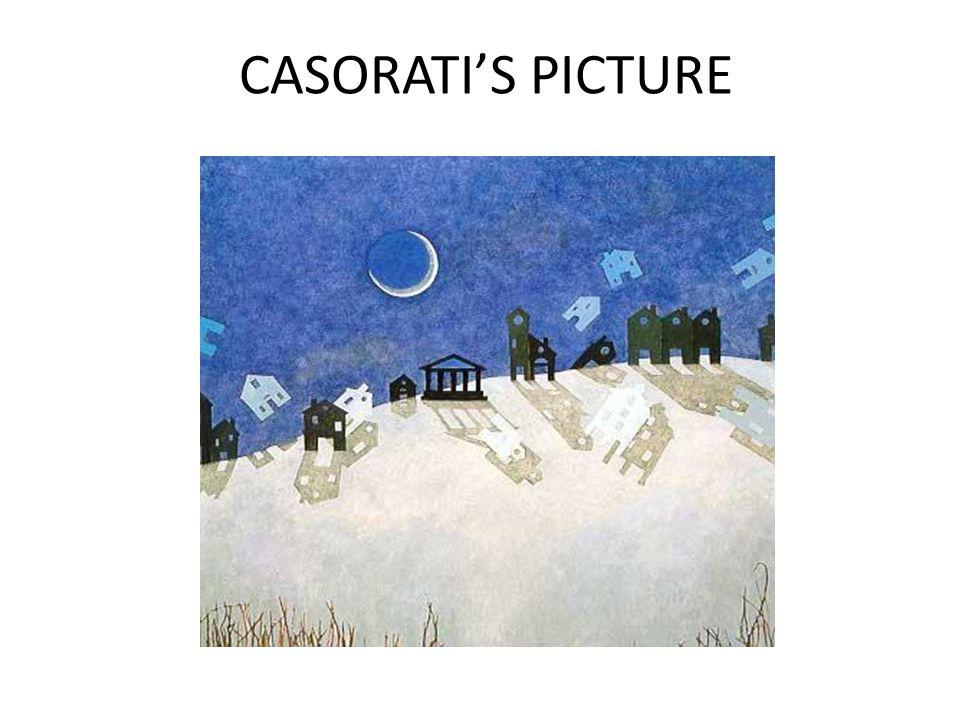 CASORATIS PICTURE