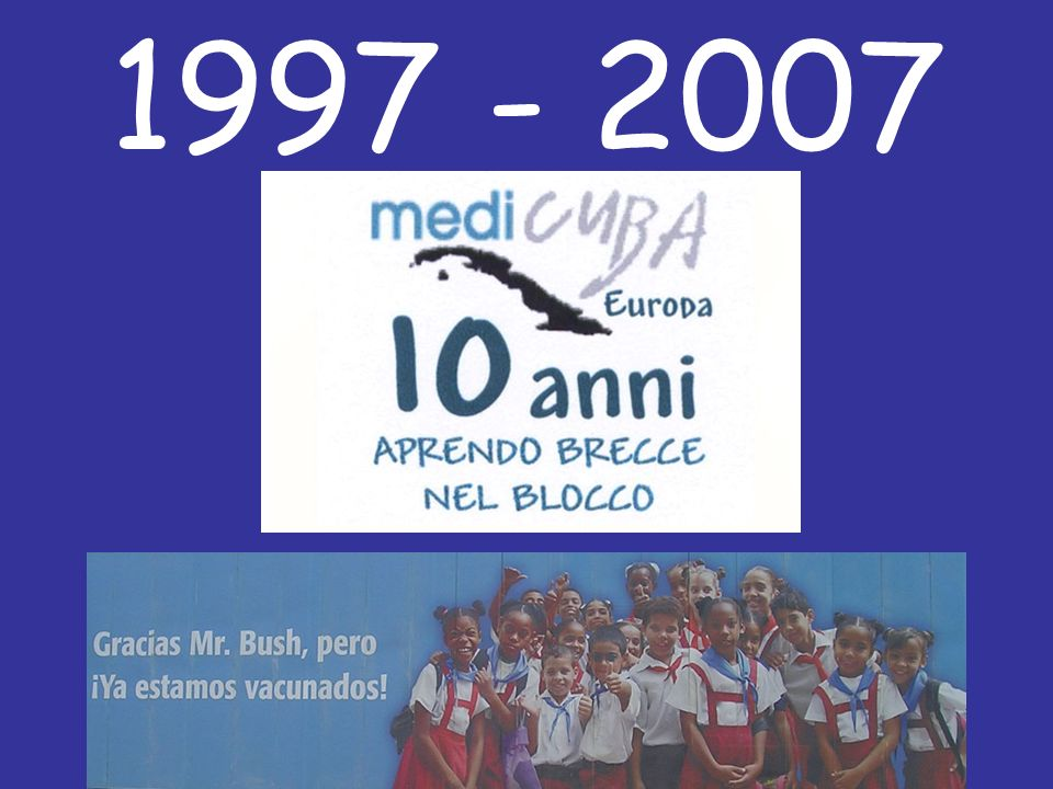 1997 - 2007
