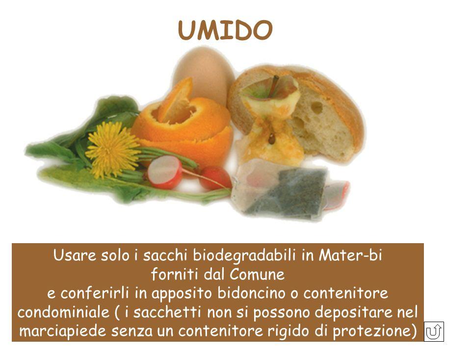 CALENDARIO DEI GIORNI DI RACCOLTA DEI RIFIUTI per lanno 2003 SECCO NON RICICLABILE:MARTEDì UMIDO: LUNEDì – VENERDì (dal 01.06.