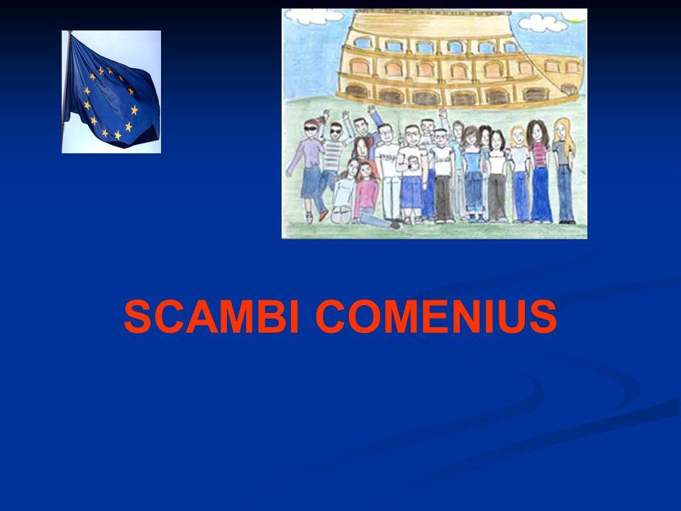 SCAMBI COMENIUS