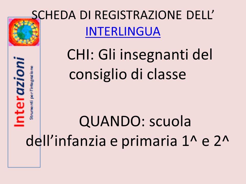 PROVE DI VALUTAZIONE ITALIANO L2 Per ogni prova sono stati predisposti un quaderno dello studente e un quaderno dellinsegnante