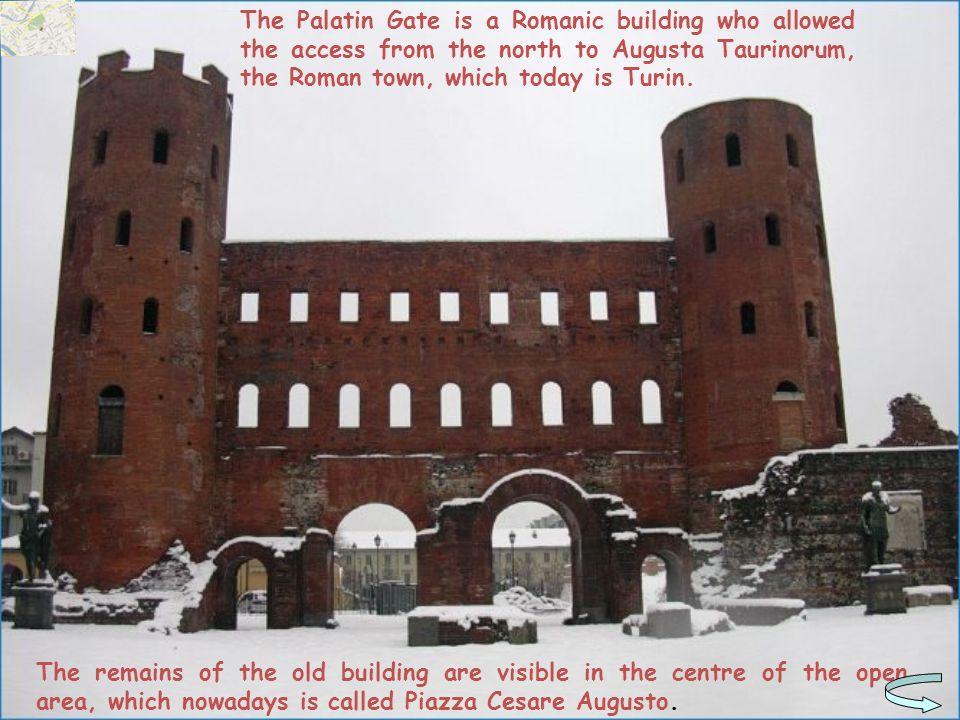 THE PALATIN GATE